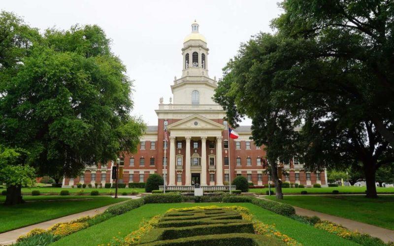 Campus of a medical school in Texas