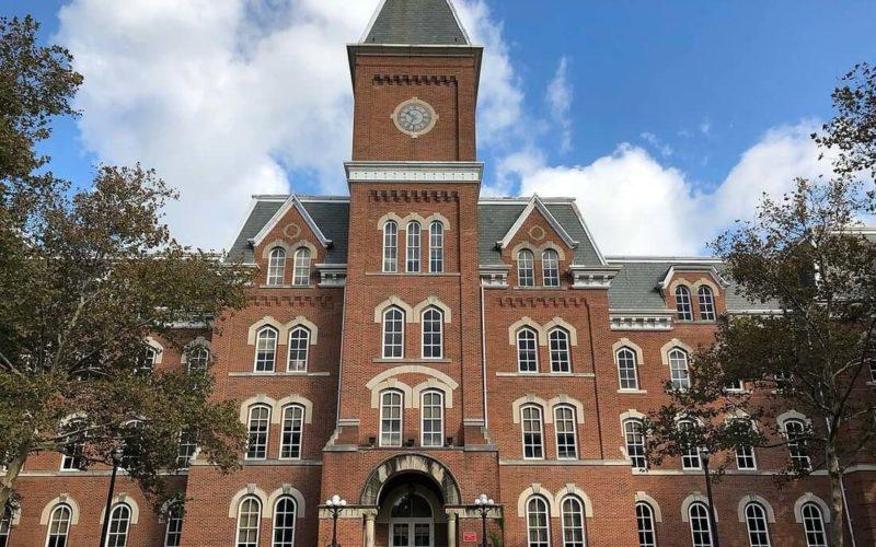 Ohio medical school campus