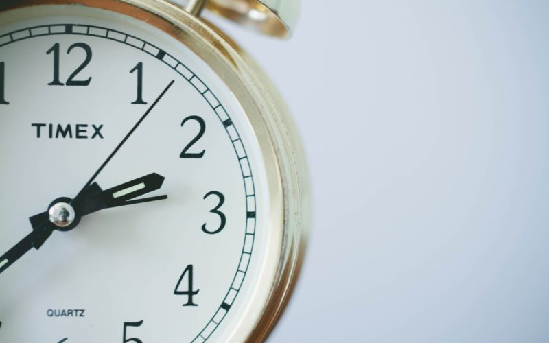 Timer for how long MCAT scores are valid