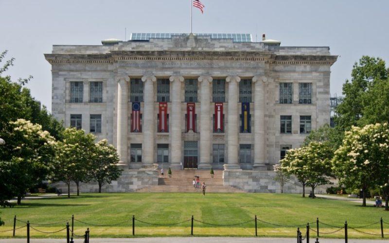 Harvard Medical School campus building