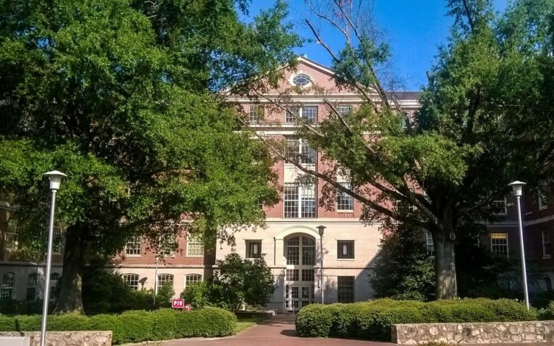 Campus of one of the best DO schools in the U.S.